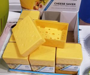 cheese saver