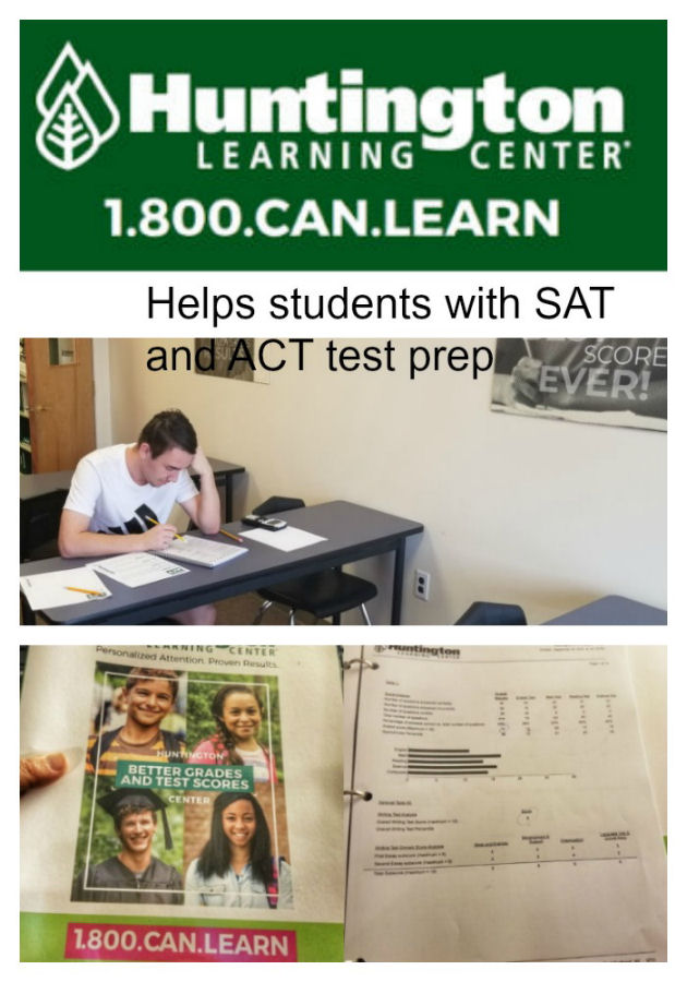 Huntington learning Center helps students with SAT and ACT test prep