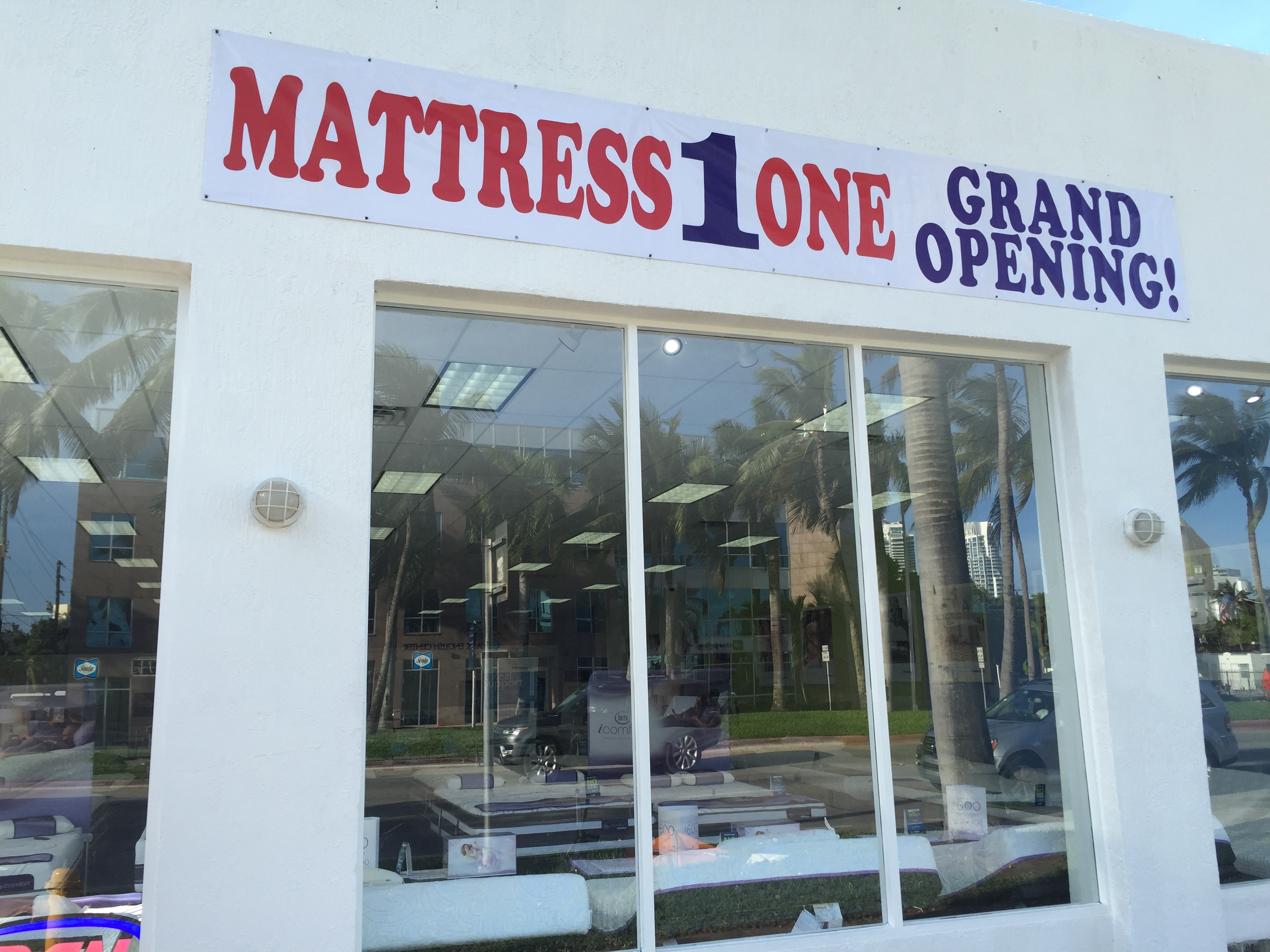 South Beach s Biggest Shop is Now a Mattress Store – The BIG