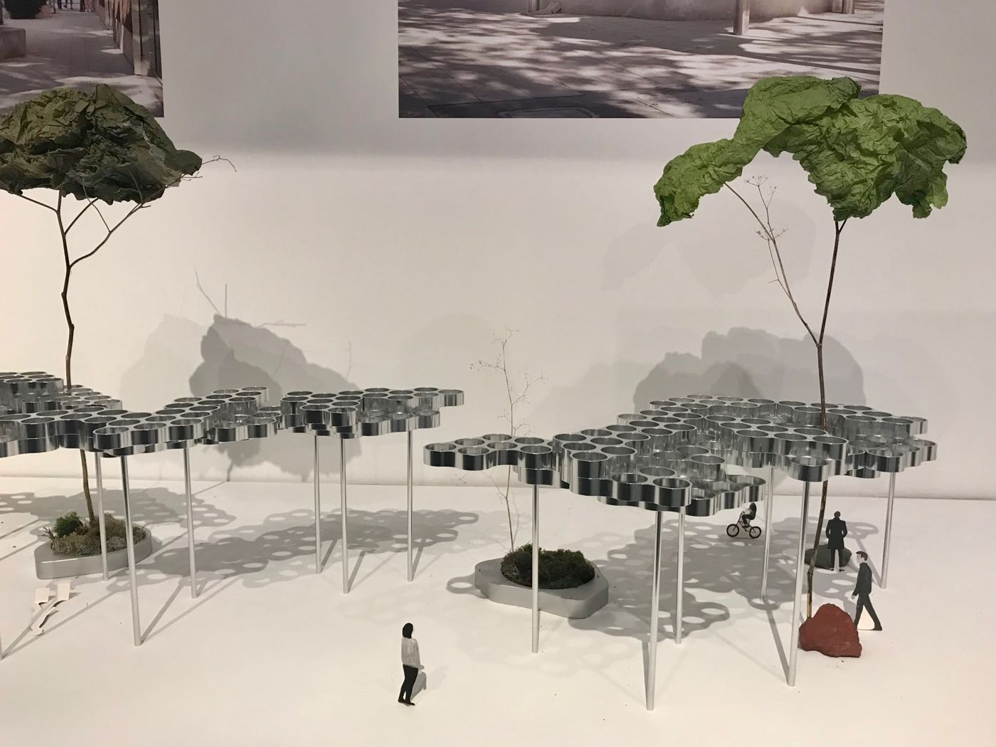Check Out This Model of the Bouroullec Brothers' New Design District Pavilions