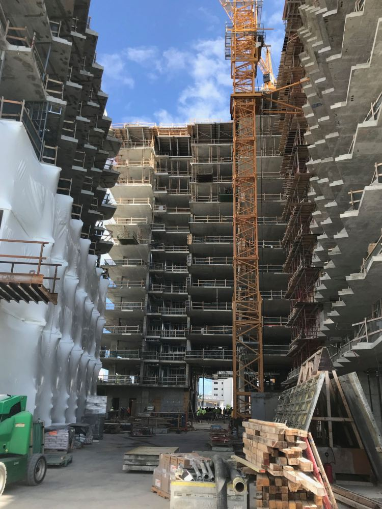 Inside Starchitect Jean Nouvel's Monad Terrace, Which Just Topped Off in South Beach
