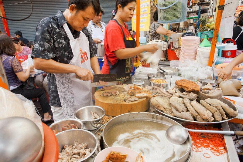Ten amazing experiences in Bangkok
