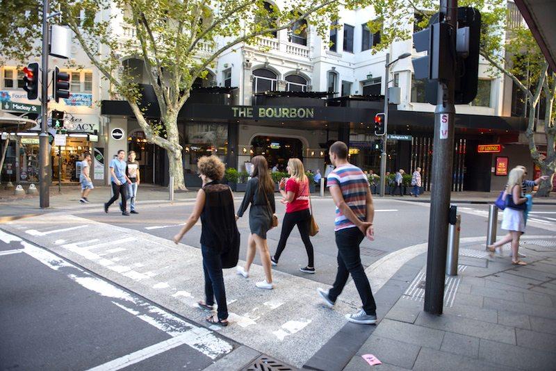 Sydney walking tour of Kings Cross