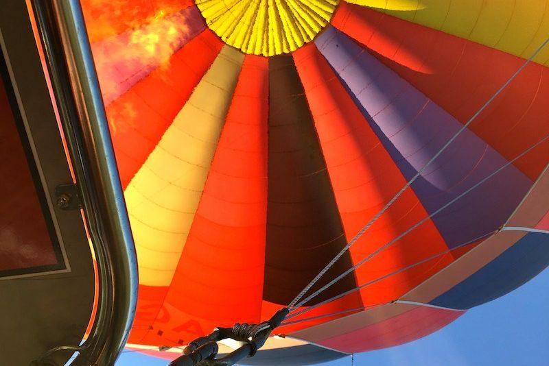 Brisbane hot air balloon flights