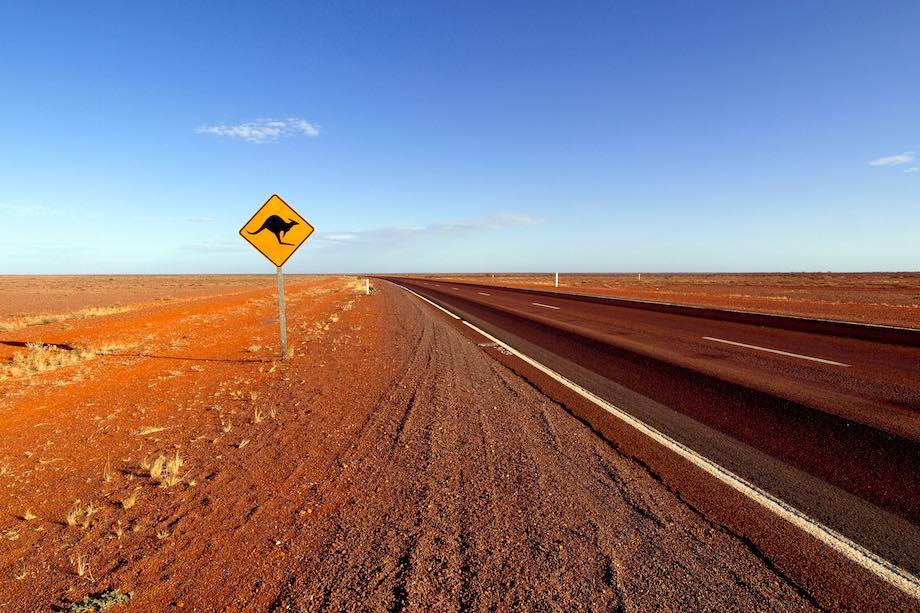 Top Australian outback campervan destinations