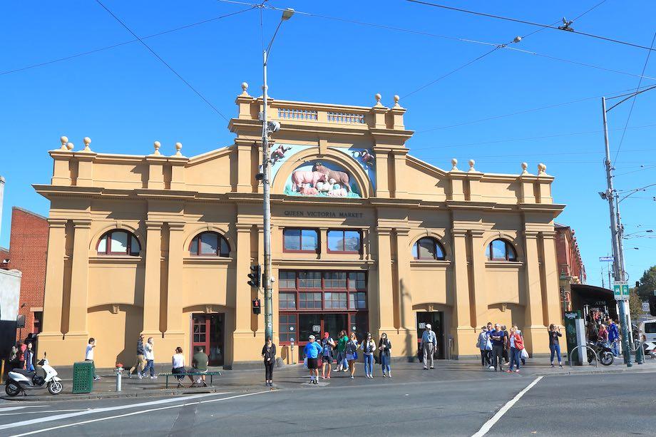 Queen Victoria Market tour