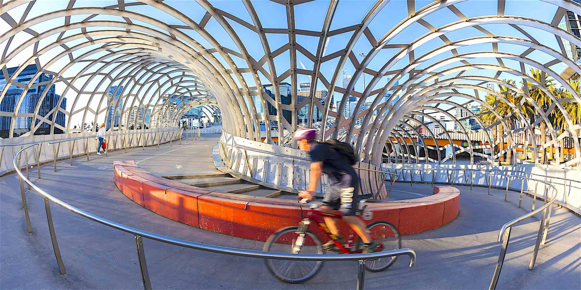 Best of Melbourne Bike Tour