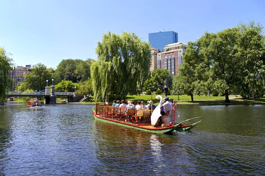 Boston travel guide