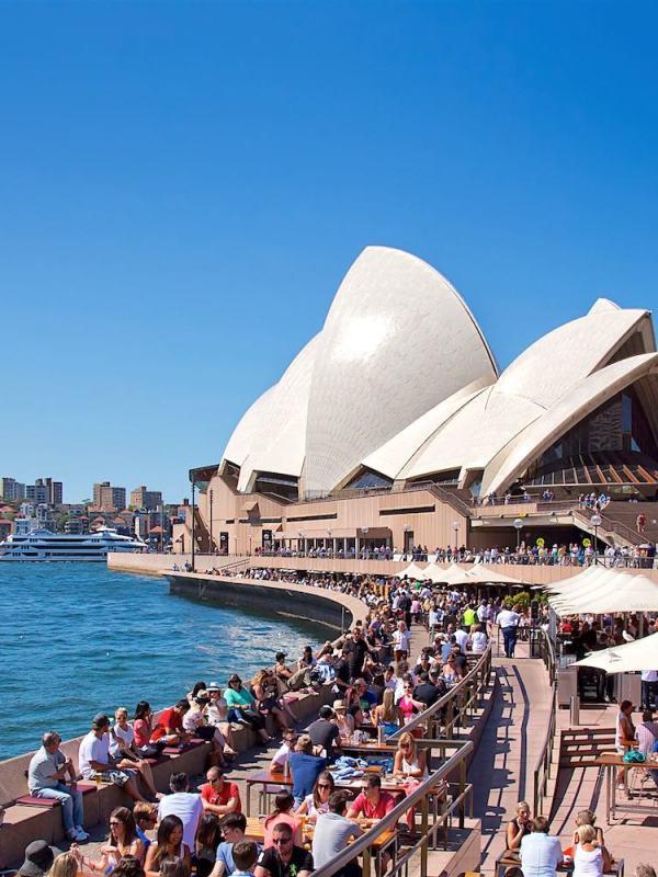 Sydney Cove Walking Tour