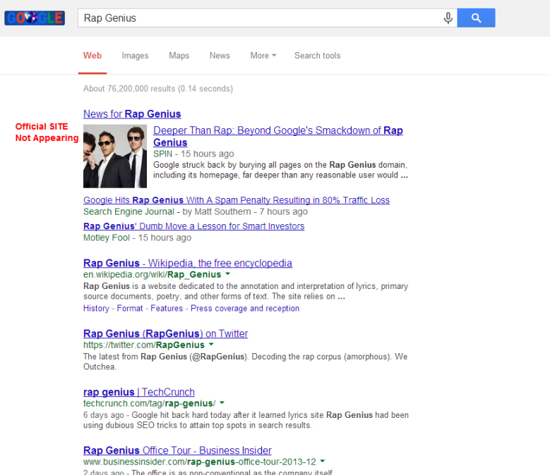 Lyric google lyrics search engine : Google Drops RapGenius From Its Search Results For Using Spammy ...