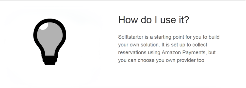Selfstarter: costruisci la tua campagna di Crowdfunding in completa autonomia (3/3)