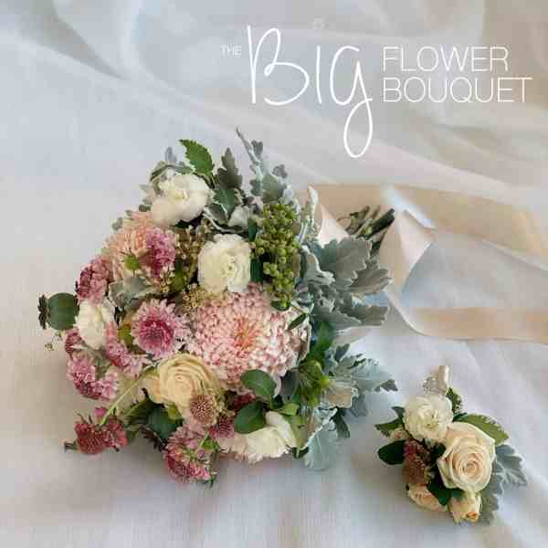 Build Your Own Wedding Flowers - Customise Your Own Wedding Flower Package by The Big Flower Bouquet