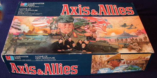 Axis & Allies – The Big Game Hunter