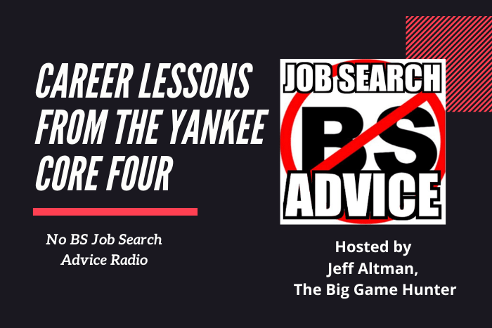 Career Lessons From The Yankee Core Four