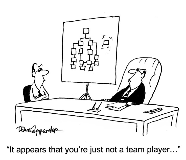 Stop Looking for Team Players