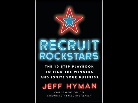 """Recruit Rockstars"" | No BS Hiring Advice"