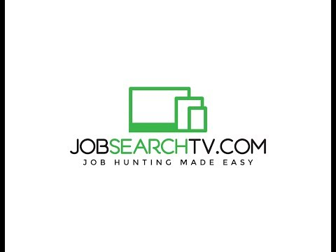 Why You Can't Get a Job | JobSearchTV.com