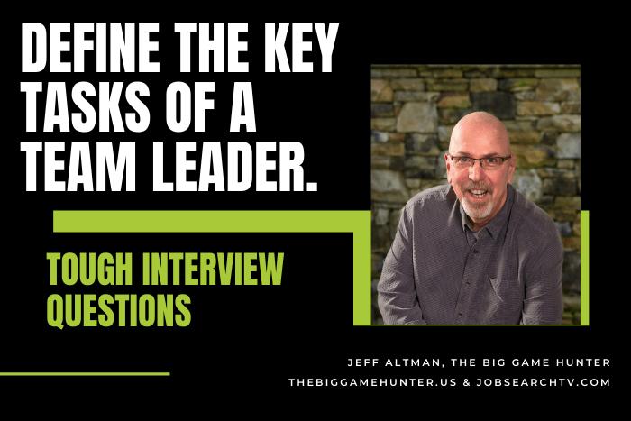 Define The Key Tasks of a Leader vs A Manager