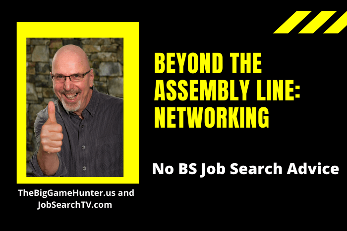 Beyond the Assembly Line: Networking