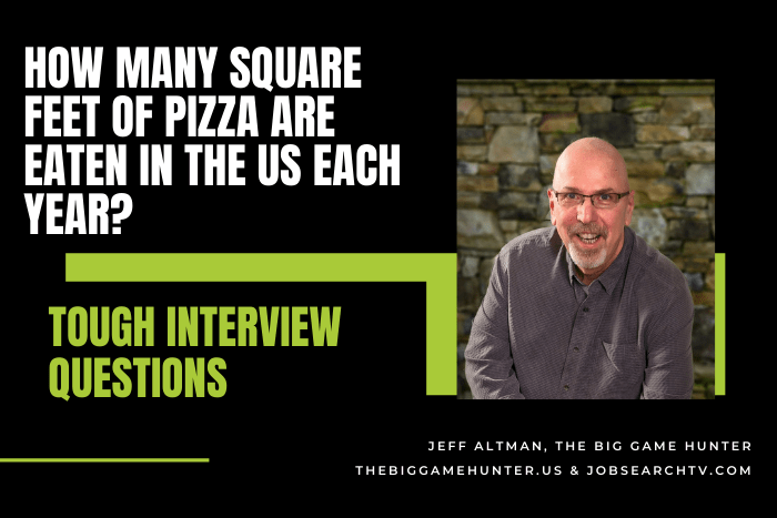 How Many Square Feet of Pizza Are Eaten in the US Each Year?