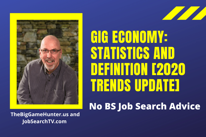 Gig Economy: Statistics and Definition [2020 Trends Update]