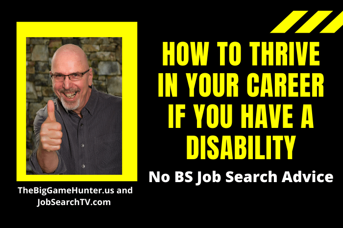 How To Thrive In Your Career If You Have a Disability