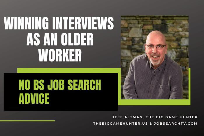 Winning interviews as an older worker