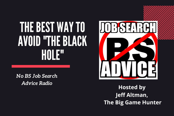 "The Best Way to Avoid ""The Black Hole"" 