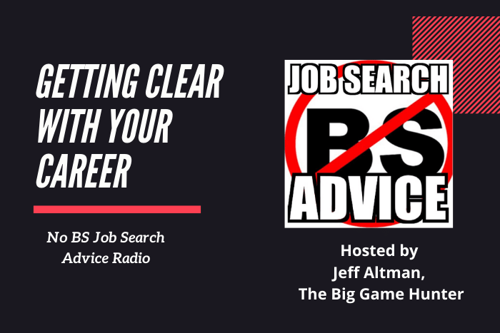 Getting clear with your career