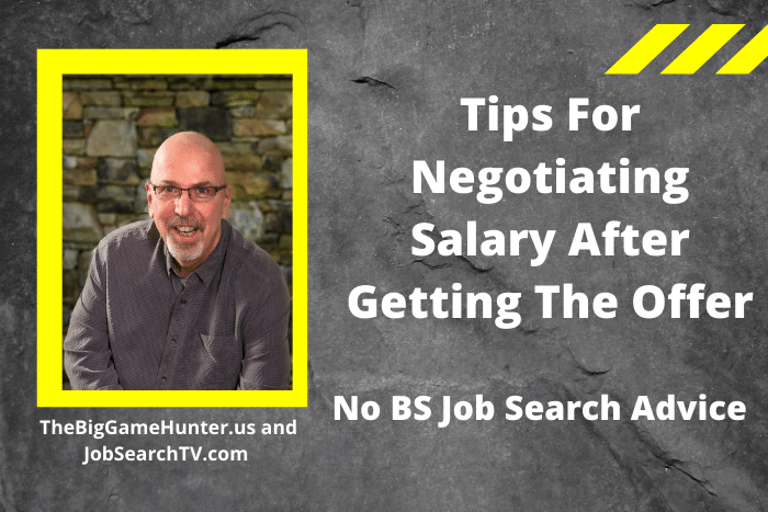 Tips For Negotiating Salary After Getting The Offer (For Junior Staff)