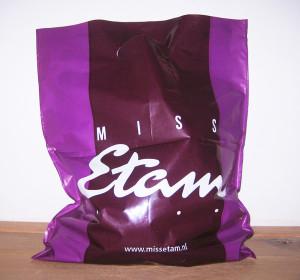 doorstart voor Miss Etam en Promiss