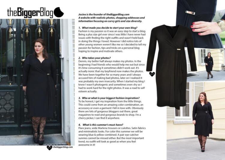 feature in Yoek magazine