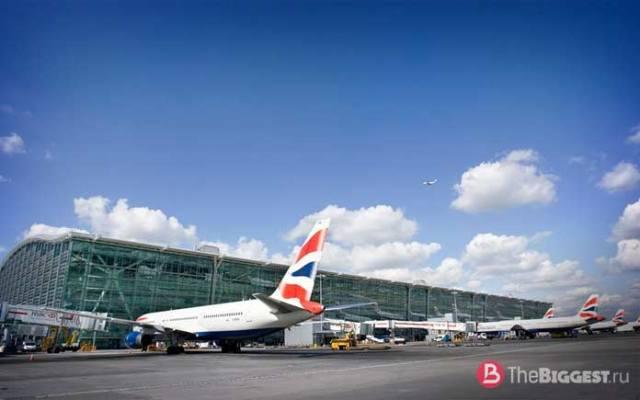 Крупнейшие аэропорты мира: heathrow airport