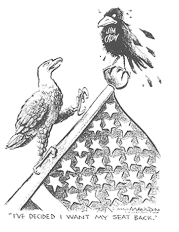 jim crow laws handout