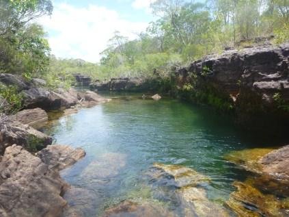 fresh water swimming