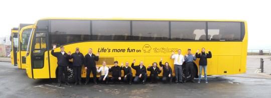 The Big Lemon Team - Brighton