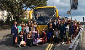 Brighton Wedding Coach