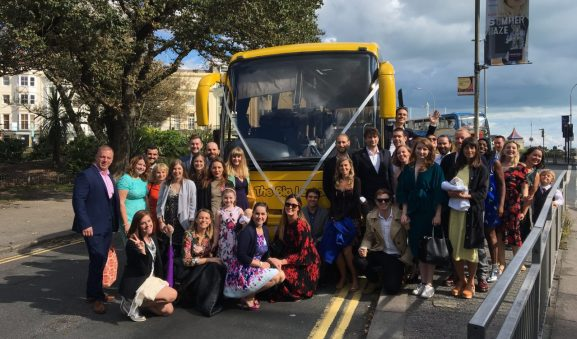 Brighton Wedding Coach