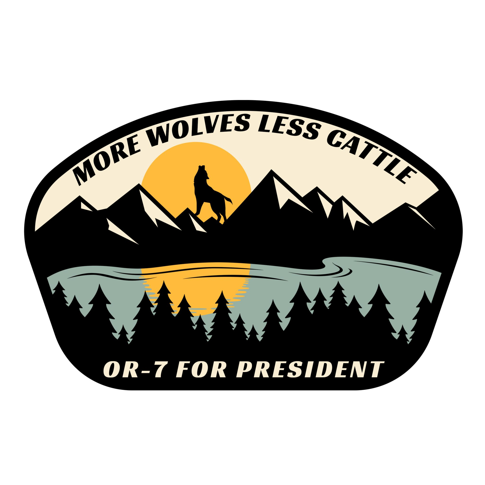 More Wolves Less Cattle