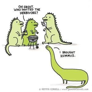 Hummus please!