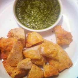 Paleo Chicken Nuggets (Gluten Free, Paleo)