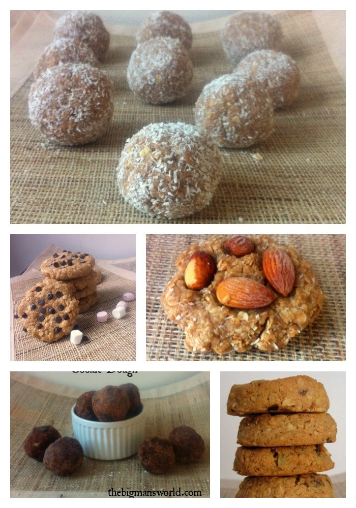 Breakfast recipe roundup- Including Vegan, Gluten Free and Paleo options!
