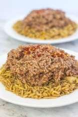 Curry Sloppy Joes (Gluten Free, Paleo)