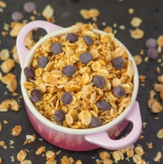 Stovetop Protein Packed Granola