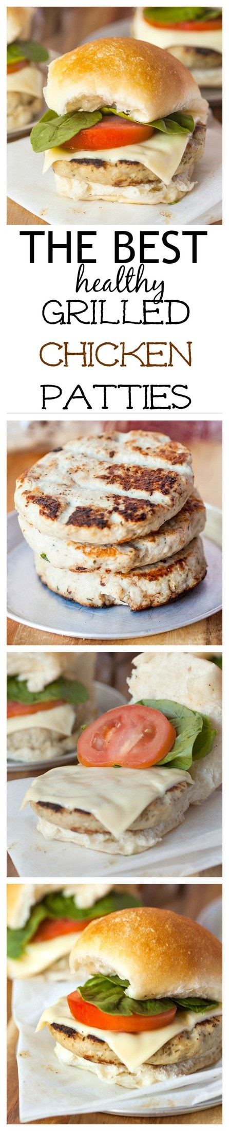 The BEST {healthy!} Grilled Chicken Patties- The most delicious, best chicken patties without the need for any flours or grains! Gluten free, paleo friendly and so easy, it will be a guaranteed favourite! Easy to adapt for those following a low carb, high protein lifestyle! @thebigmansworld- thebigmansworld.com