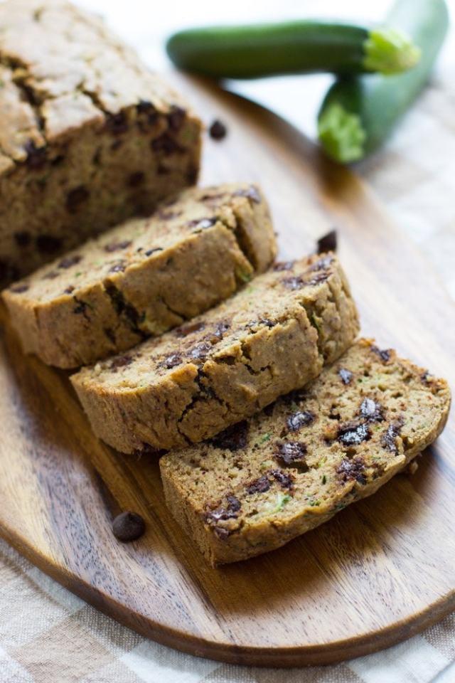 Gluten-free Zucchini Bread 2