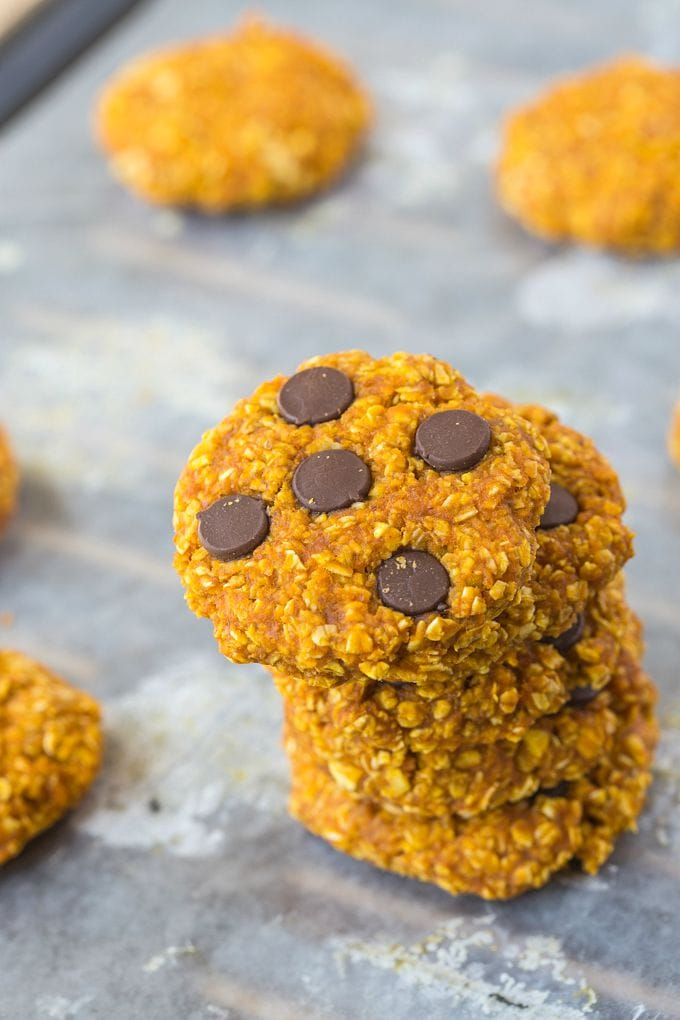 how to make healthy cookies easy
