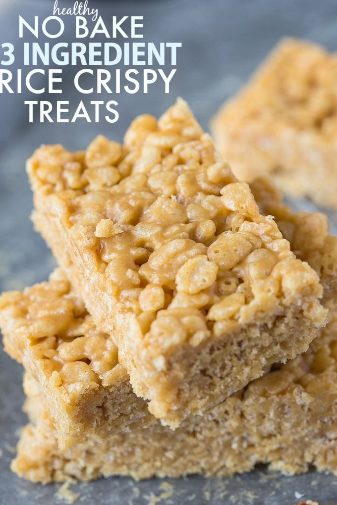 Marshmallow Rice Crispy Cakes Without Butter