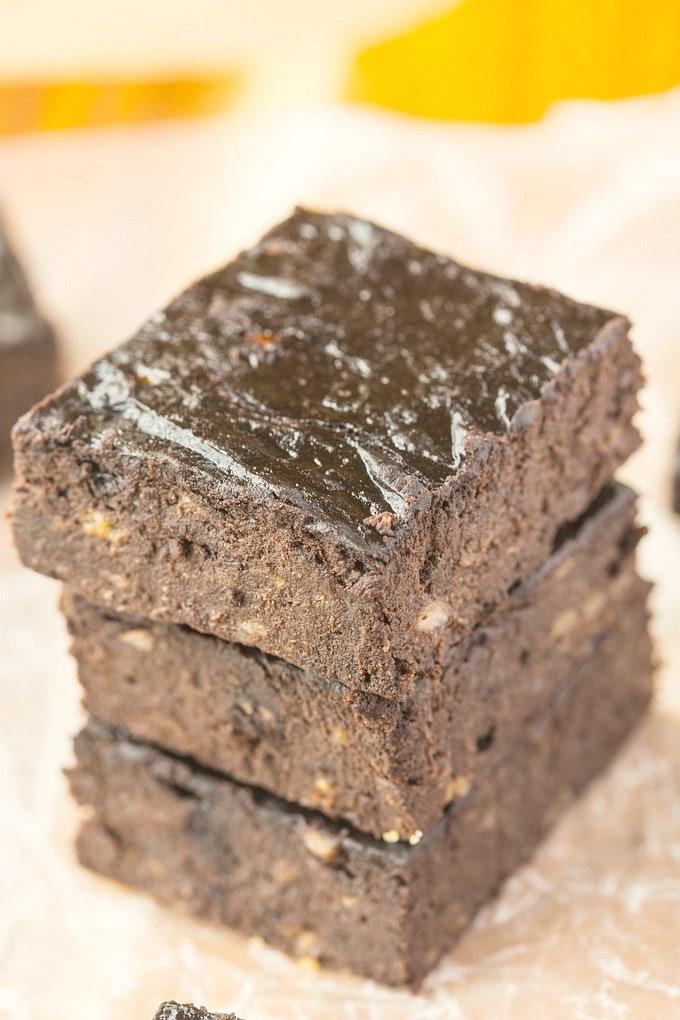 recipe: paleo chocolate banana brownies [37]