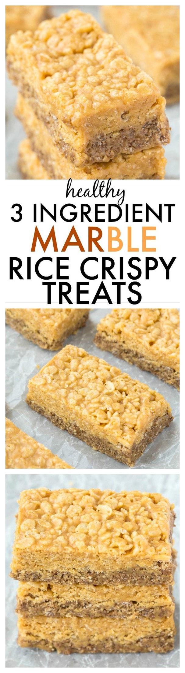 Natural Rice Crispy Treats